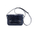 Rothko crossbody Crocodile Bag in Blue