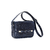 Rothko crossbody Crocodile Bag in Blue - buy online