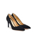 Stiletto Black Shoe