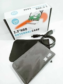 "CARCASA PARA DISCO 2.5""HDD - EXTERNAL CASE - USB 3.0 en internet"
