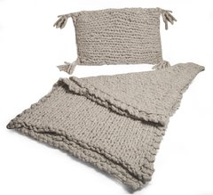 XXL UNSPUN WOOL STOCKINETTE BED RUNNER 0.90 X 2.30M CODE 2046 - HOME COLLECTION- - online store