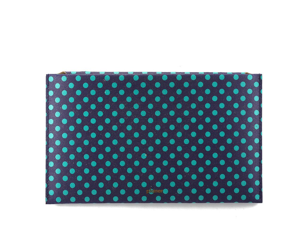 Envelope #8 Dots Green - buy online