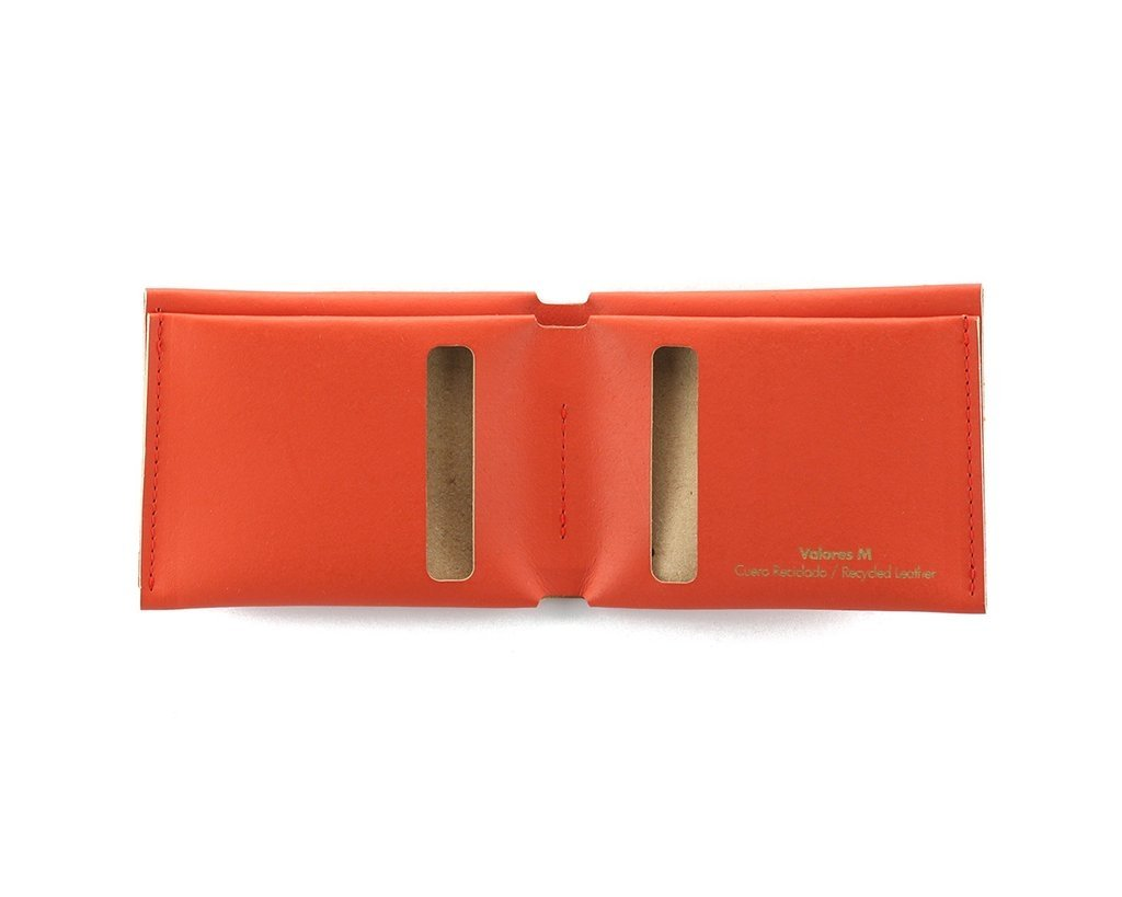 M Wallet Solid Red - buy online