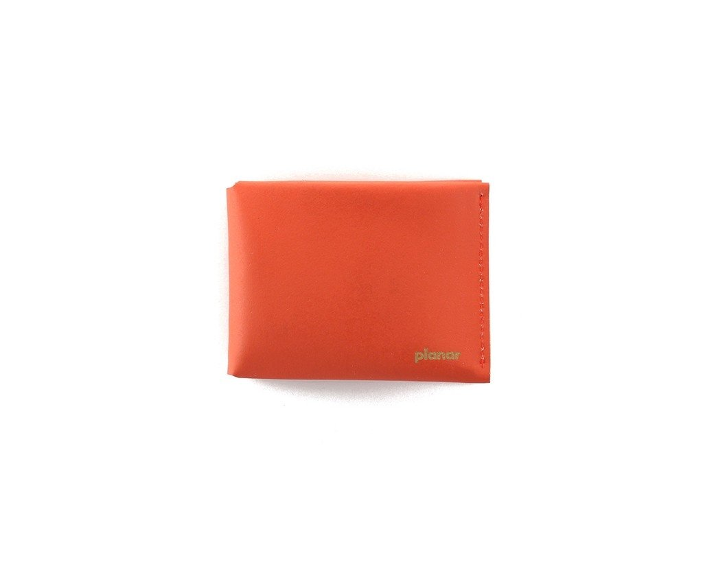 M Wallet Solid Red on internet