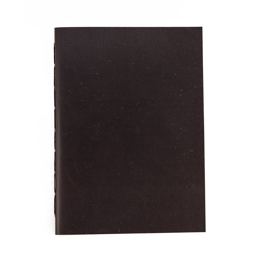 A5 Notebook Solid Black - buy online
