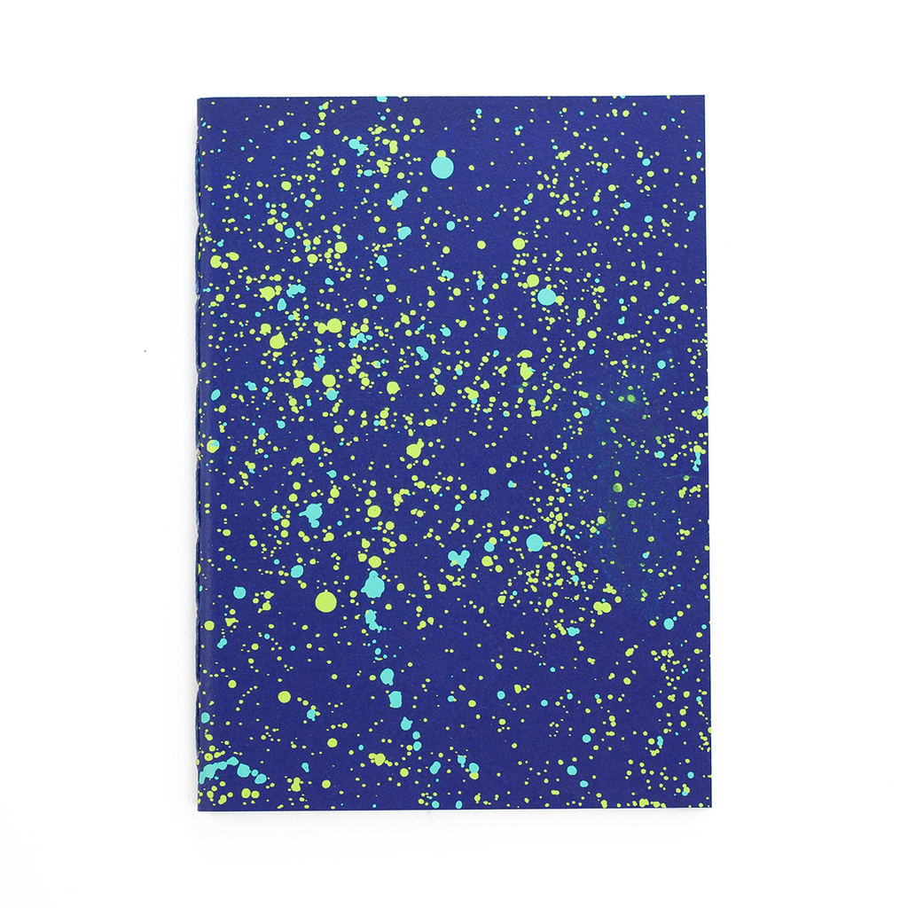 A5 Notebook Cosmos Blue