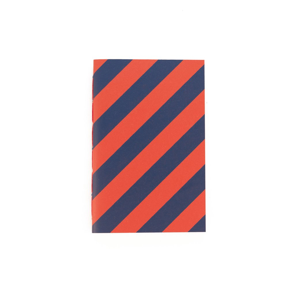 A6 Notebook Stripes RB