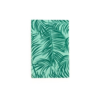 A6 Notebook Forest Green