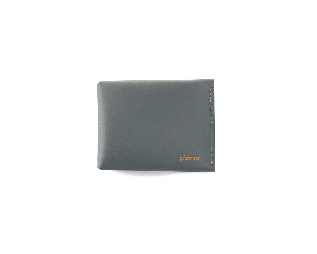 M Wallet Solid Grey on internet