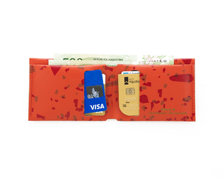 M Wallet Celebration Red
