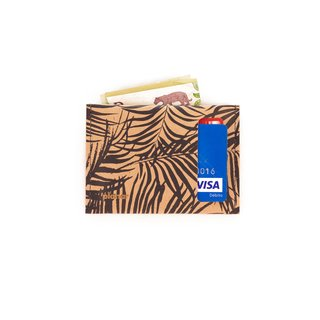 S Wallet Forest Natural