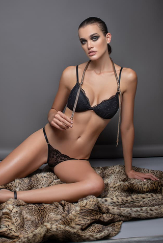 Conjunto Andressa Luxury Triangulo soft y less