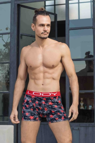 Boxer estampado Lody Men Star