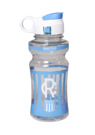 Botella Racing Club deportiva 700ml licencia oficial