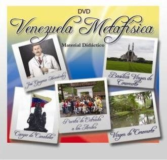 DVD Venezuela Metafísica - Documental | Rubén Cedeño