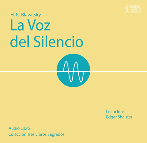 CD La Voz del Silencio - Audiolibro (CD Doble)