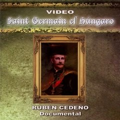 DVD Saint Germain el Húngaro - Documental | Rubén Cedeño