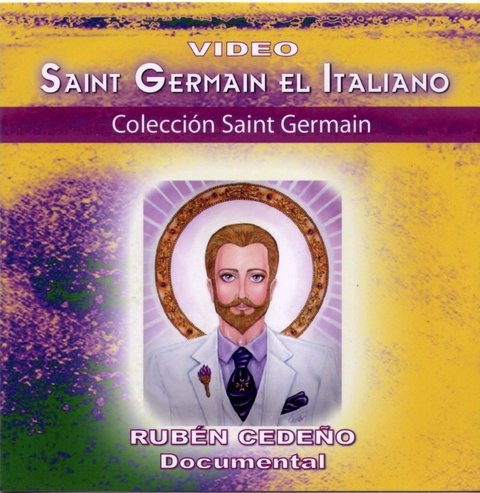 DVD Saint Germain el Italiano - Documental | Rubén Cedeño
