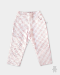 4236021	PANTALON CLOQUE BABY GIRLS