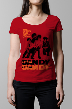 "THE JESUS & MARY CHAIN ""PSYCHO CANDY"" - comprar online"