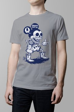 QUEENS OF THE STONE AGE - BSIDE TEES | Esas Otras Remeras