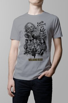 THE WALKING DEAD - BSIDE TEES | Esas Otras Remeras