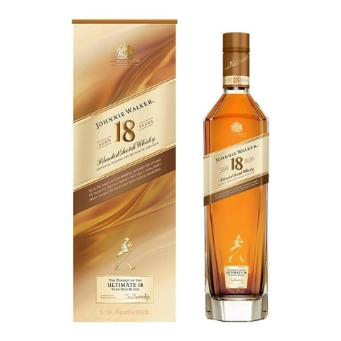 Jonnie Walker 18 Years 750 ml