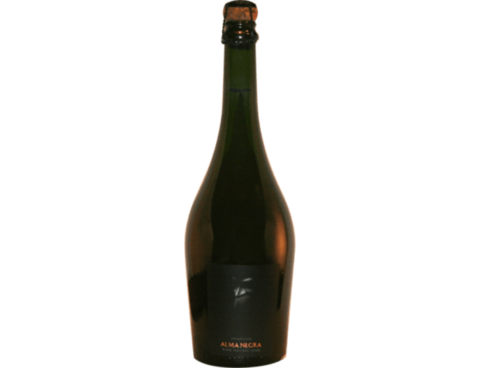 Alma Negra Brut Nature Malbec 750ml