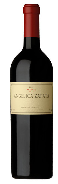 Angelica Zapata Malbec x750ml