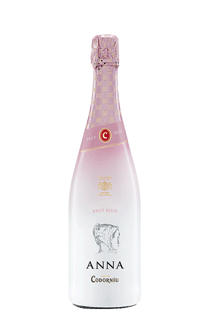 Anna Codorniu Brut Rose 750ml