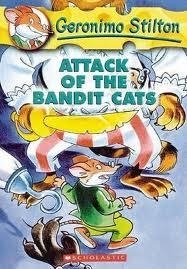 #08 Attack Of The Bandit Cats