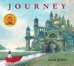 Journey-Caldecott Honor Book 2014
