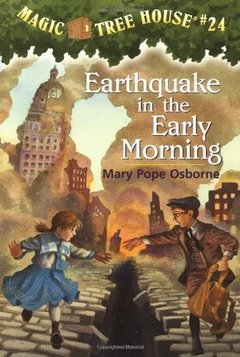 Earthquake in the Early Morning (MTH # 24)