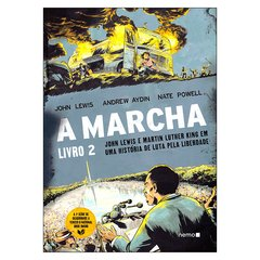 A Marcha: Livro 2 (Lewis, Aydin, Powell)