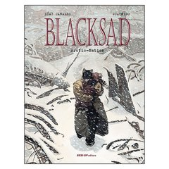 Blacksad Vol.2 - Arctic Nation (Díaz Canales, Guarnido)