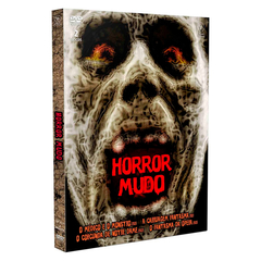 DVD Horror Mudo