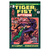 Wunder Toy Comics: Tiger Fist Action #1