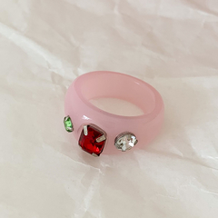 Anillo Get It Right - rosa - comprar online
