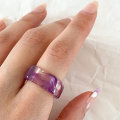 Anillo Before The Storm - violeta - comprar online