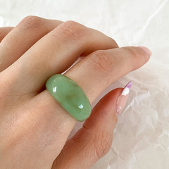 Anillo As I Am - verde - comprar online