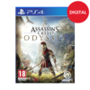 Assassins creed Oddysey ps4