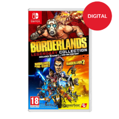 Borderlands Legendary Collection - comprar online