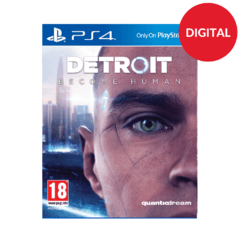 Detroit Becom Human PS4