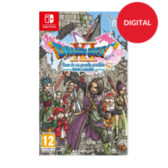 Dragon Quest XI Echoes of an Elusive Age Definitive Edition