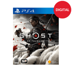 Ghost Of Tsushima PS4 - comprar online