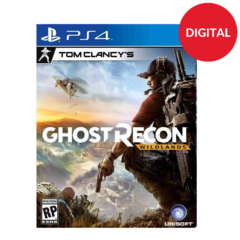 Ghost Recon Wildland PS4