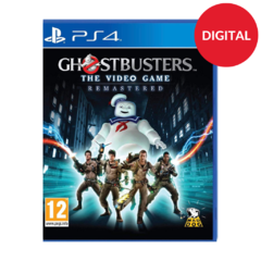 Ghostbusters The Videogame  PS4