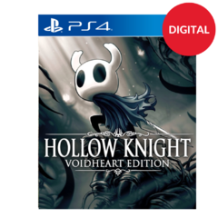 Hollow Knight Voidheart Edition