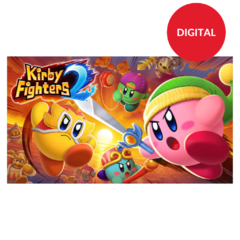 Kirby Fighters 2 - comprar online