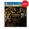 Mortal Kombat 11 Premium edition + Injustice 2 Legendary edition PS4